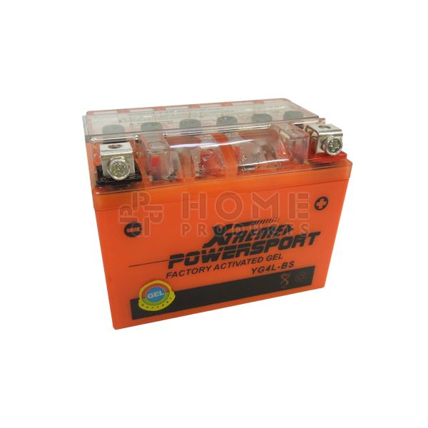 Xtreme Power accu, 12V, 4Ah, M12, 113x70x85 mm